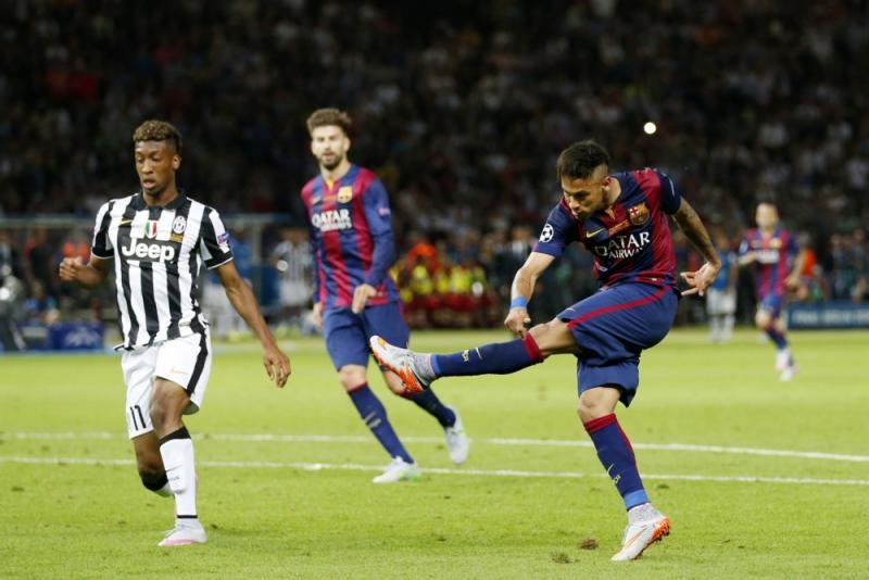 Neymar maakt de alles beslissende 3-1 (Pro Shots / Stanley Gontha)