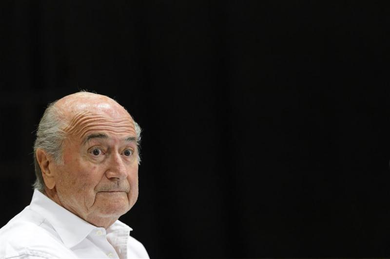 Duitse firma wil Blatter horen over WK 2006