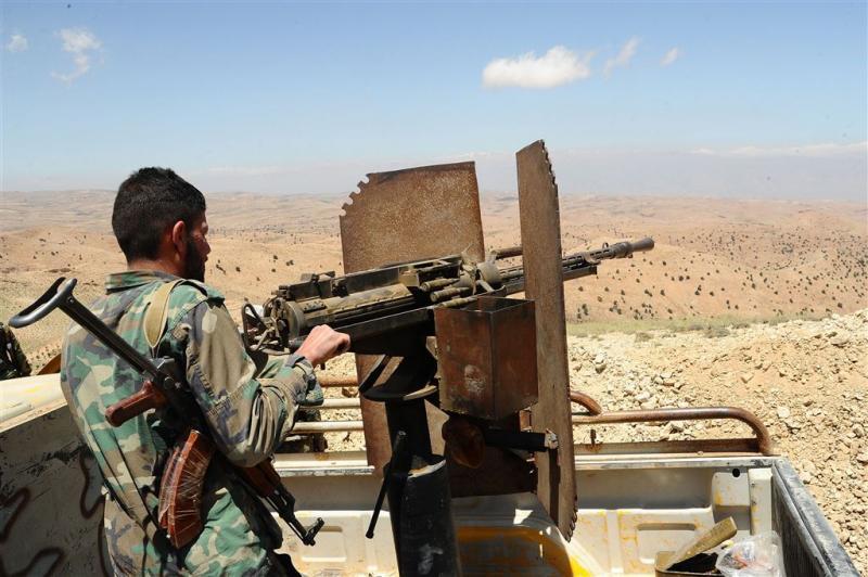 VS leveren munitie aan arabieren in Syrië