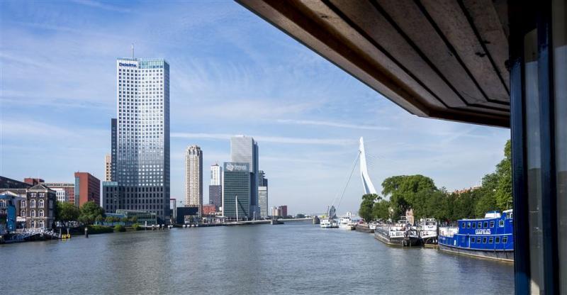Aantal misdrijven blijft dalen in Rotterdam