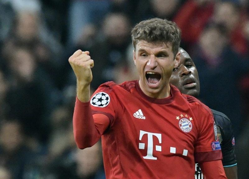 Bayern weet toppers lang aan zich te binden
