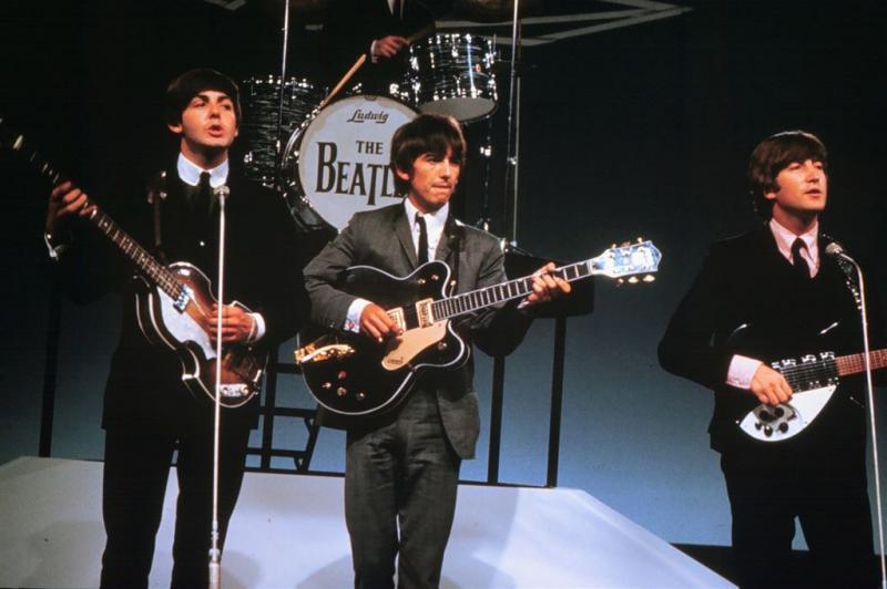 The Beatles vanaf kerstavond te streamen