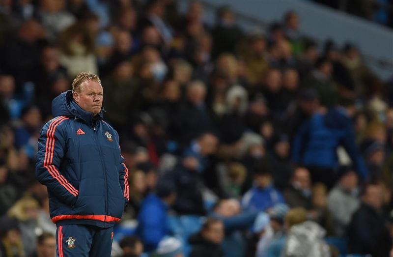 Koeman woest op 'amateurs' Southampton