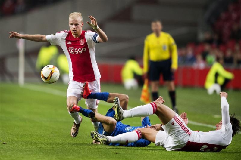 Ajax slaat megabod op Klaassen af