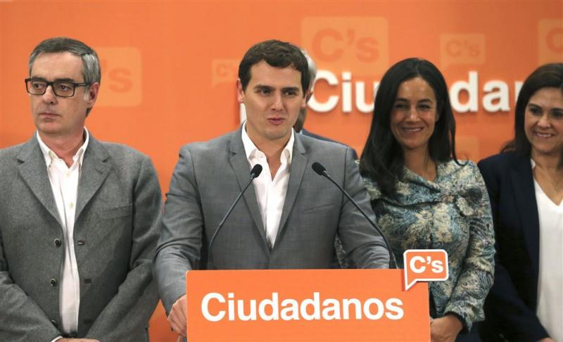 Nieuwe Spaanse partij wil niet regeren