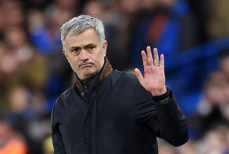 Britse media: ManUnited denkt aan Mourinho