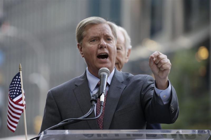 Republikein Graham gooit handdoek in de ring