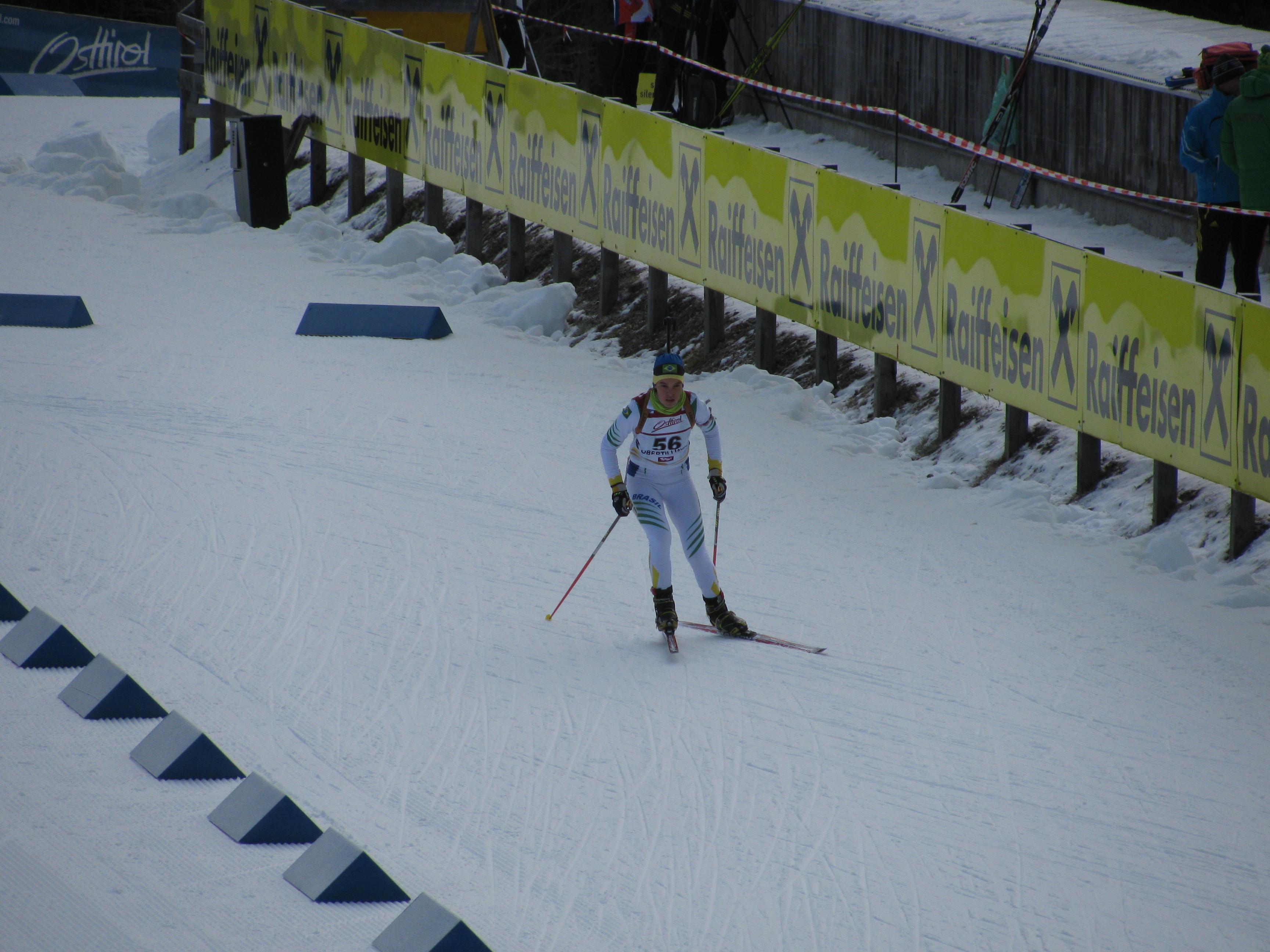 Neres begint aan haar debuut op de 15 kilometer, de langste afstand bij de dames (Foto: heywoodu)