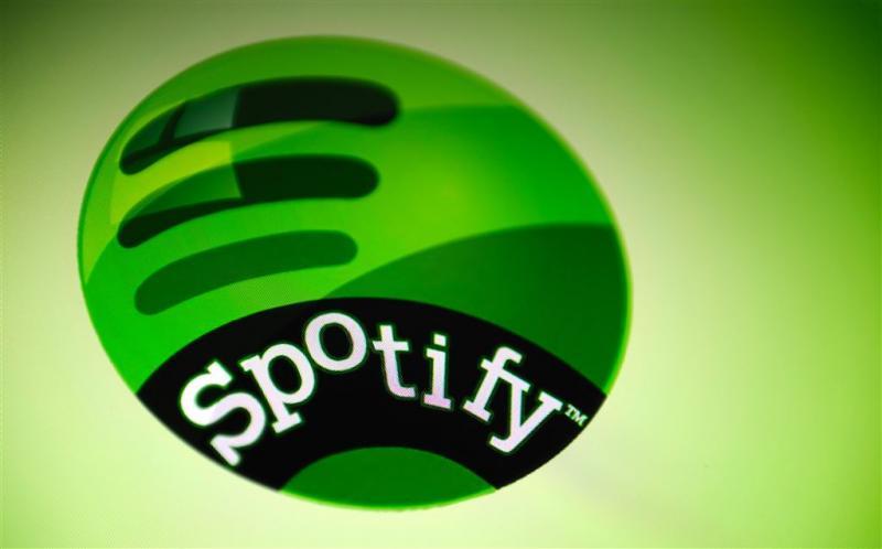 Tesla ziet muziek in Spotify