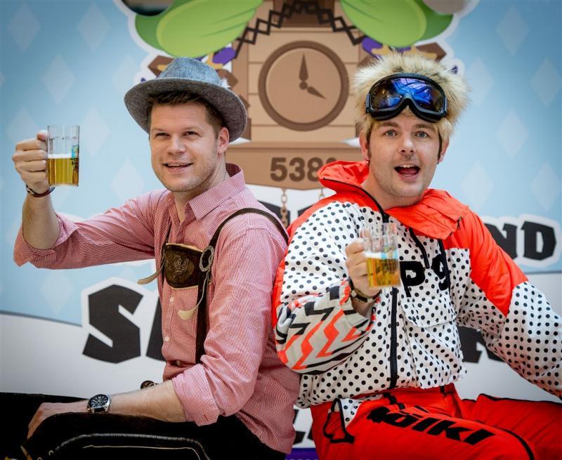 Coen und Sander Fest terug in HMH