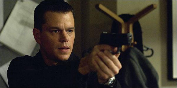 Productie nieuwe Bourne-film ongeveer halverwege