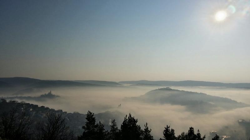 Veliko Tarnovo (Bulgarije)  (Foto: dven)