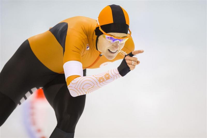 Opgeluchte Wüst verdedigt titel op 1500 meter