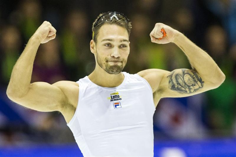Nuis pakt Nederlandse titel op 1500 meter