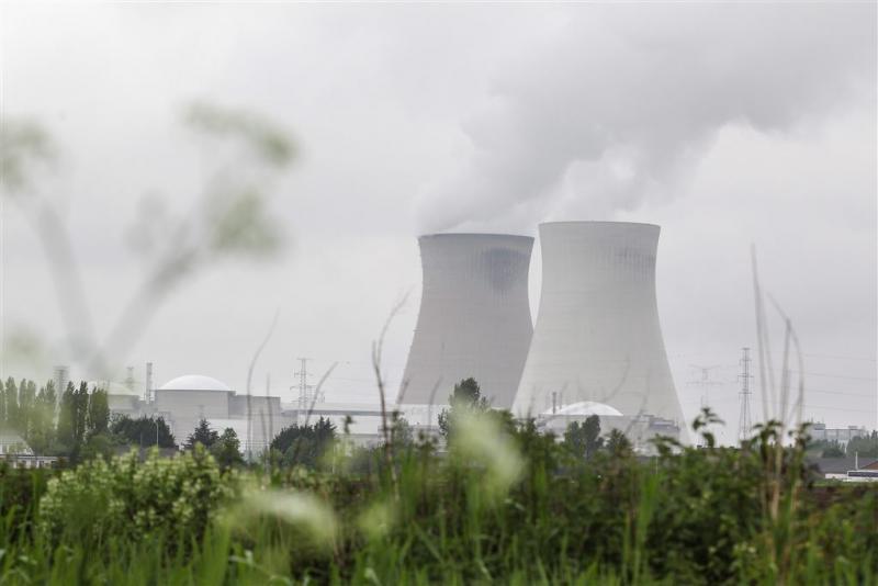 Belgische kerncentrale pas later heropgestart
