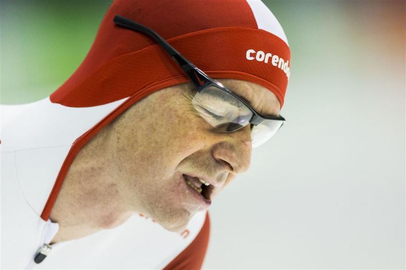 Bob de Jong begint aan laatste 10 km