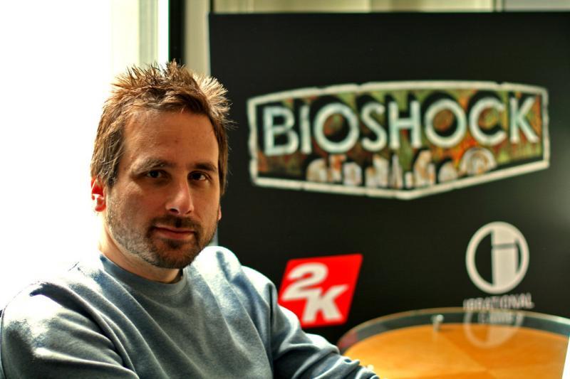 Nieuw project Ken Levine is sci-fi, kleinschalige open-wereldgame