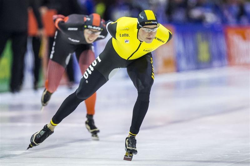 Kramer onttroont Bergsma op 10.000 meter