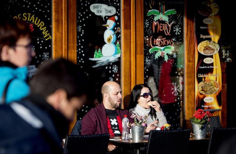 'Eerste vorstloze decembermaand ooit'