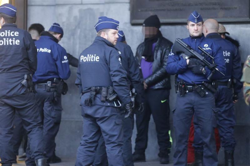 Aanhoudingen in Belgisch terreuronderzoek