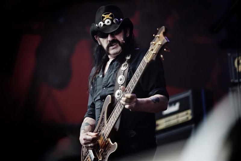 Documentaire over Lemmy Kilmister op NPO 3