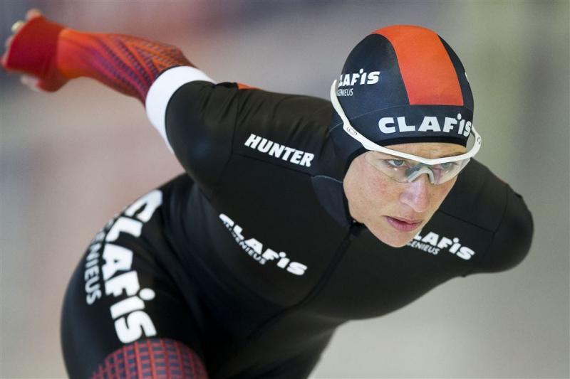 Kleibeuker prolongeert titel op 5000 meter