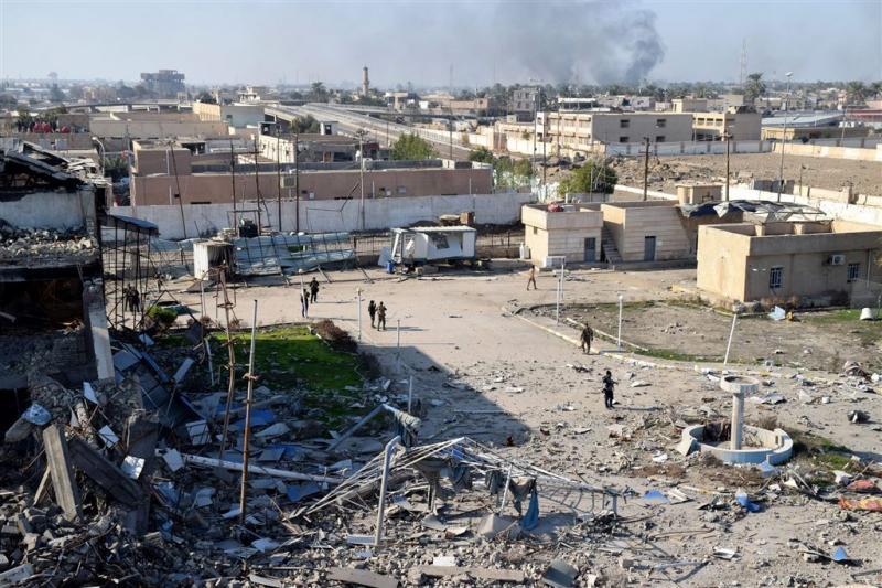 Gouverneur: vluchtelingen terug naar Ramadi