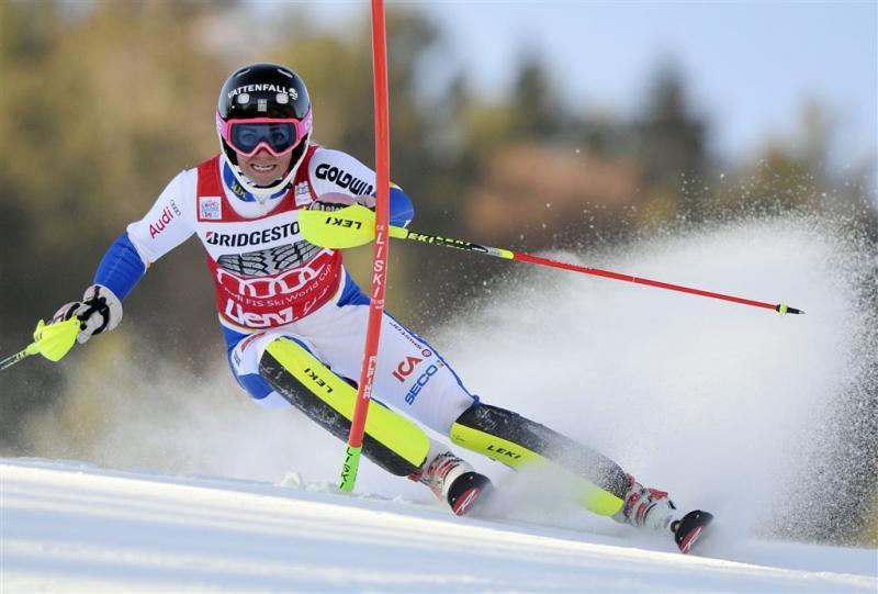 Hansdotter wint slalom in Lienz