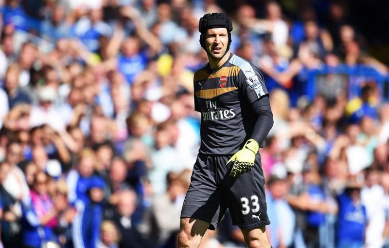Cech trots op keepersrecord