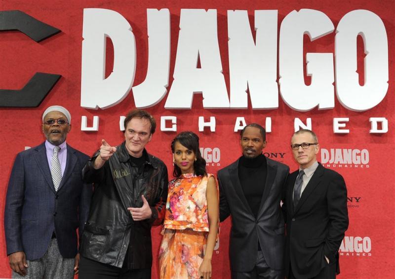 'Tarantino heeft idee voor Django gestolen'