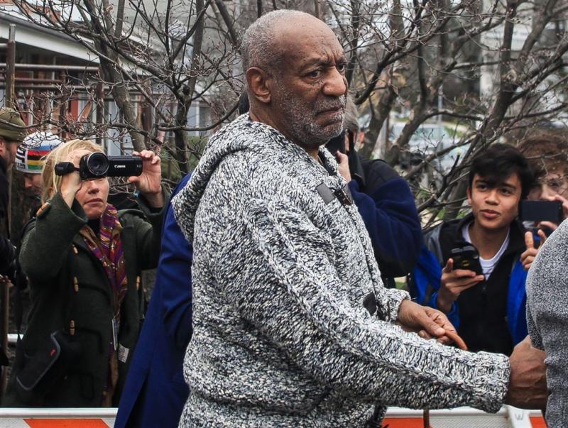 Bill Cosby behoudt ster op Walk Of Fame