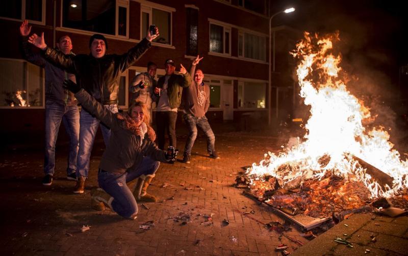 'Vuurwerkgeweld hindert hulpverleners'