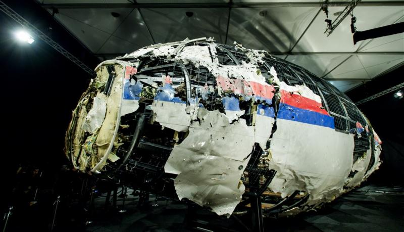 'Twintig Russen in beeld voor neerhalen MH17'