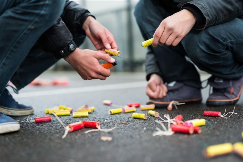 Bijna 90.000 meldingen vuurwerkoverlast