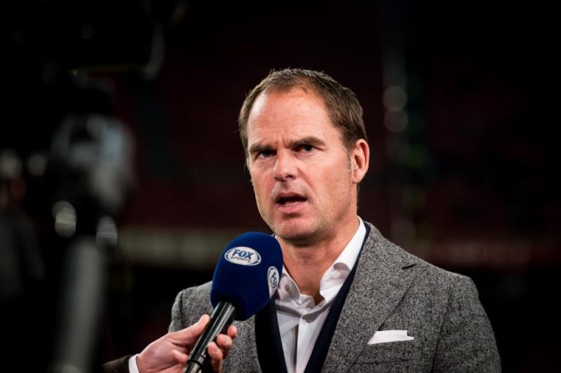 """De Boer: """"Ik maak het half jaar af bij Ajax"""" (Pro Shots / Ronald Bonestroo)"""