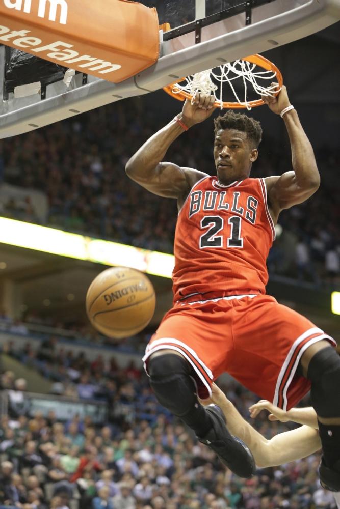 Butler beter dan Jordan voor Bulls (Pro Shots / Zuma Sports Wire)