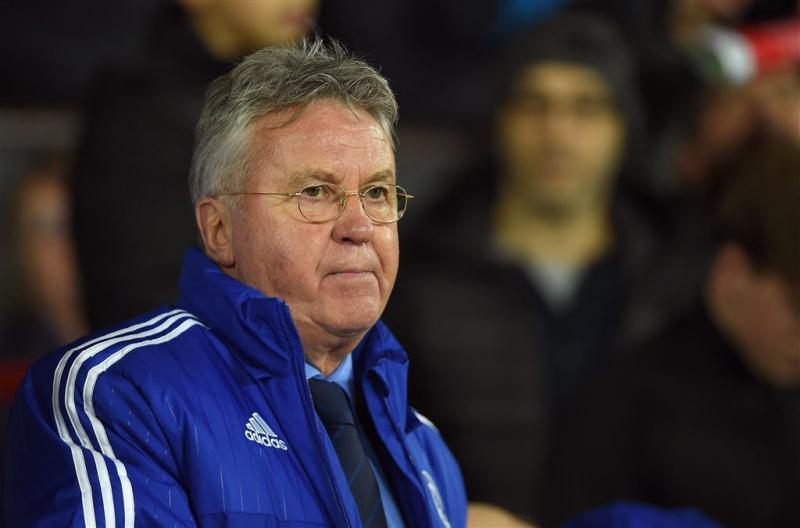 Hiddink waakt voor euforie bij Chelsea
