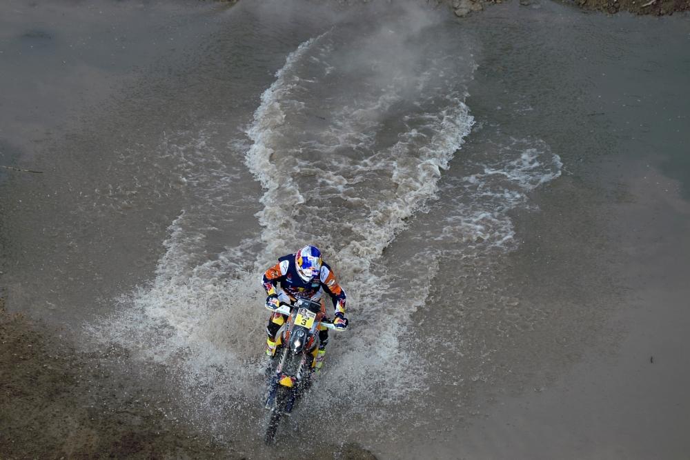 Toby Price schrijft eerste etappe Dakar op zijn naam (Pro Shots / Dppi)