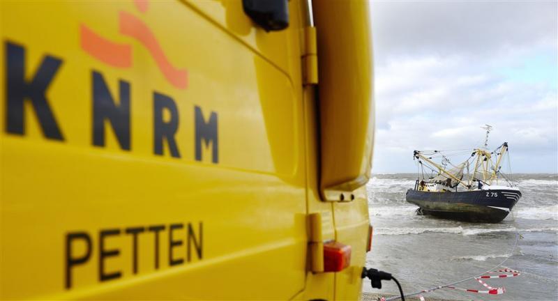 Sportvliegtuig gecrasht voor kust Petten