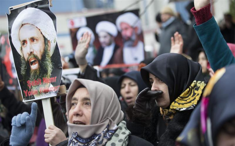 Ook Bahrein verbreekt betrekkingen met Iran