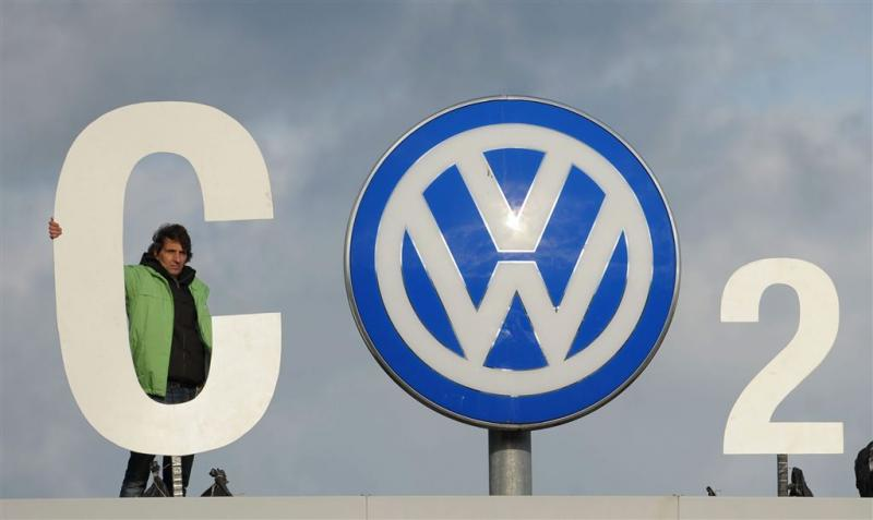 Justitie VS klaagt Volkswagen aan