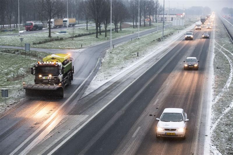 Sirene Noord-Nederland later door sneeuw