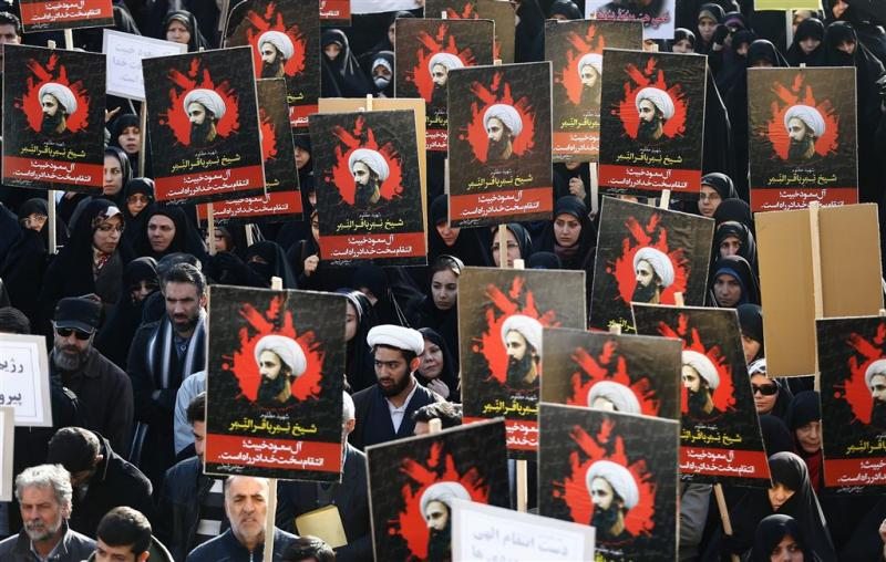Woede van Iran is nog niet gekoeld