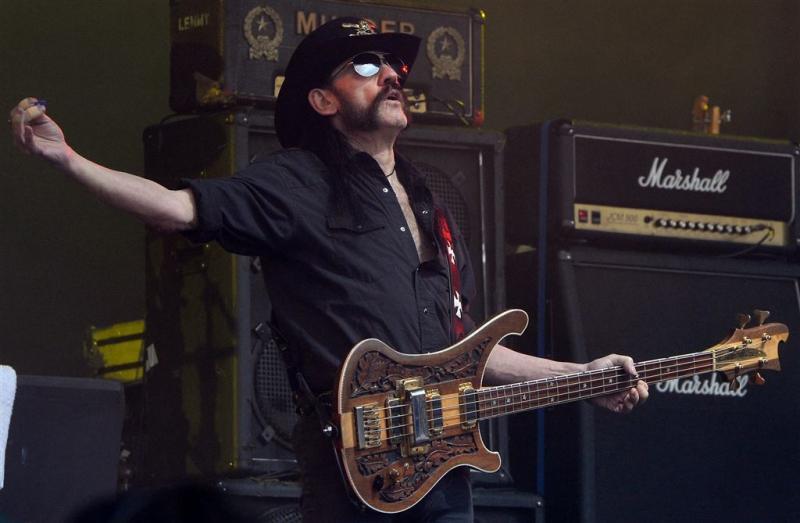 Herdenking Motörhead-zanger op Sunset Strip
