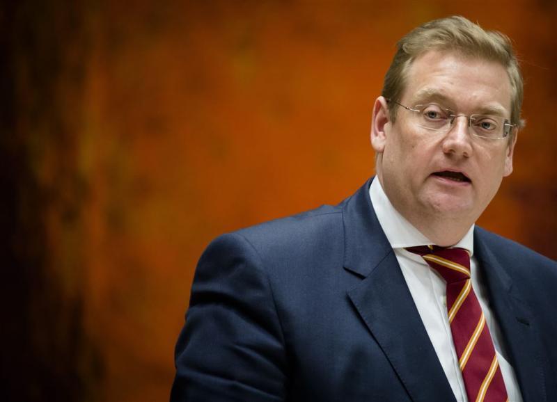 'Van der Steur heeft weer veel uit te leggen'
