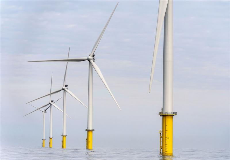 Recordaantal windmolens geplaatst in 2015