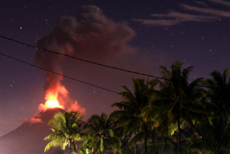 Indonesië vreest voor uitbarsting Soputan