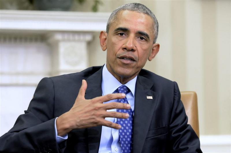 Obama: VS moeten handelen tegen wapengeweld