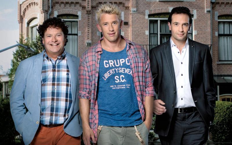 De cast van Divorce (Foto: RTL)