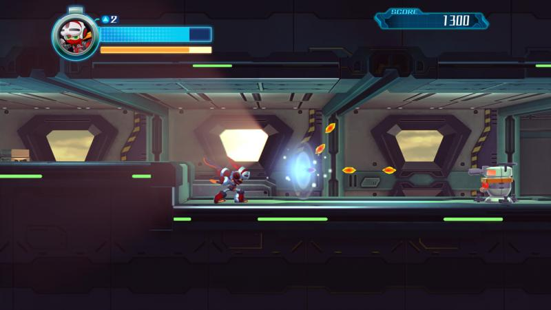 Mighty No. 9-preview januari (Foto: Koch Media)
